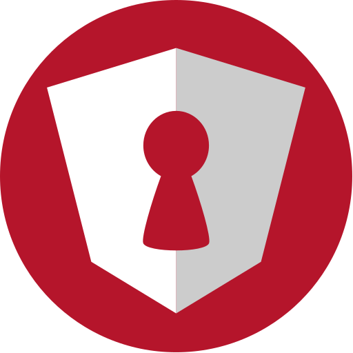 Piktogramm der Rolle 'Department Privacy and Data Security Officer'